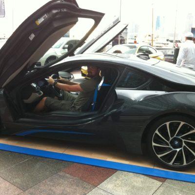 Un BMW normalito