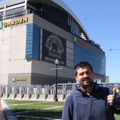 Estadio TD Garden: sede de los Boston Celtics y Boston Bruins