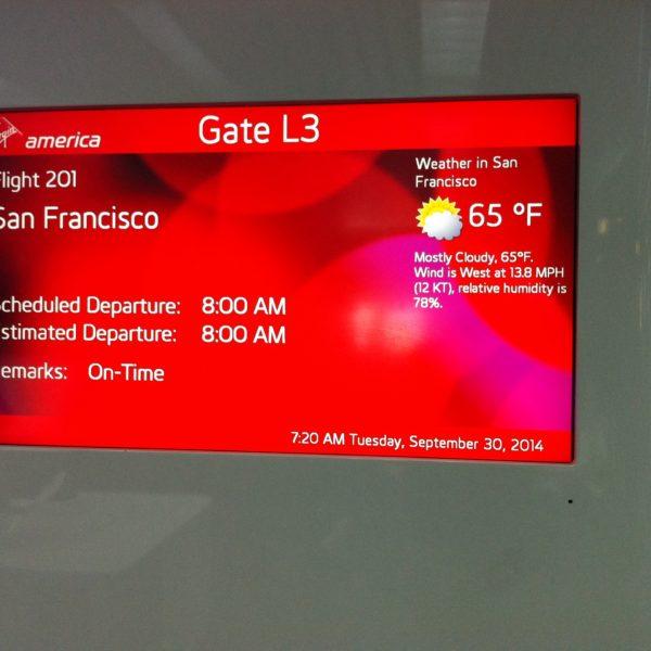 Próximo destino: San Francisco
