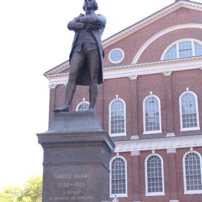 Samuel Adams, revolucionario de la guerra de Independencia