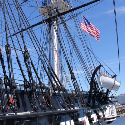 Barco USS Constitution