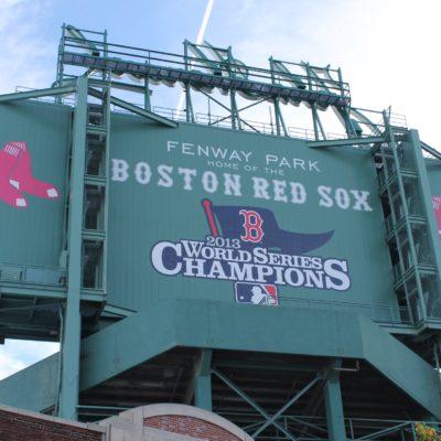 Estadio de los Red Sox