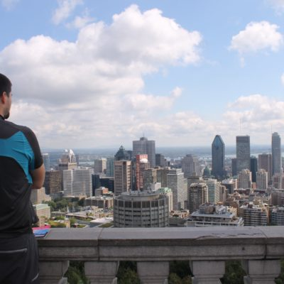 Vistas de Montreal desde MontReal