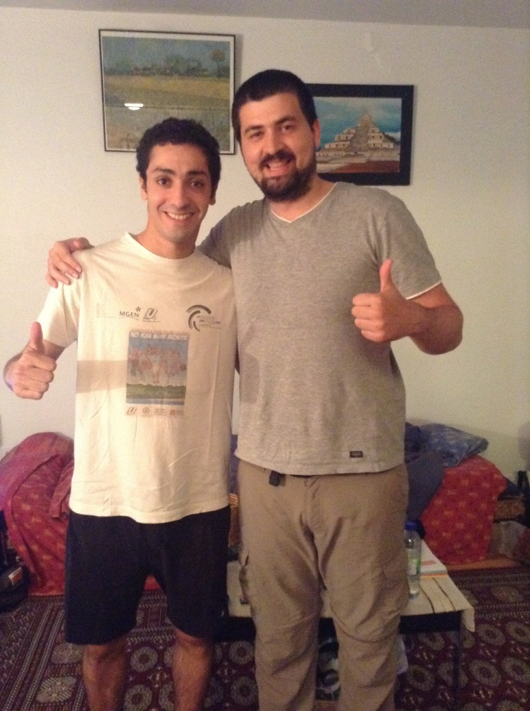 Couchsurfing Montreal