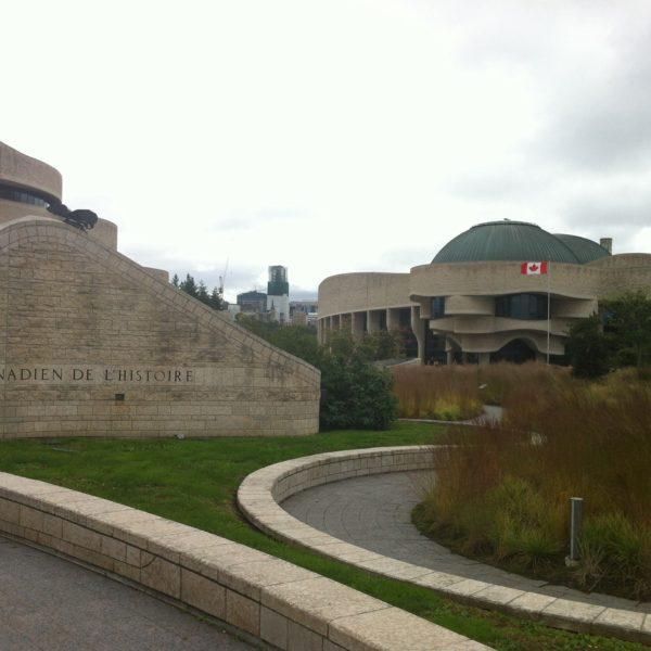 Museo de Historia canadiense en Ottawa
