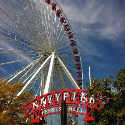 Navy Pier, el muelle más conocido de Chicago