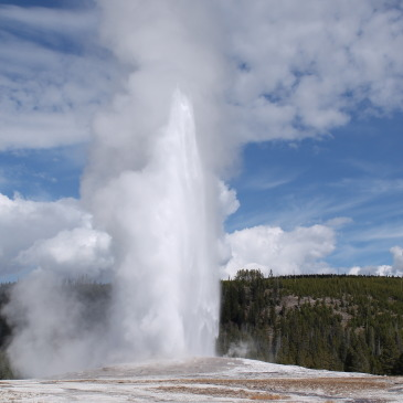 Roadtrip: Yellowstone National Park y Colorado (días 37-40)