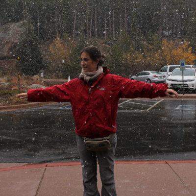 Se nota que estabamos alucinando con la nieve, ¿no?