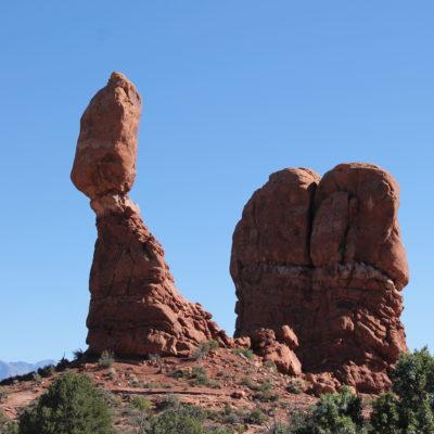"""Balanced Rock"""