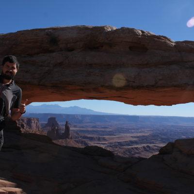 """Mesa Arch"""