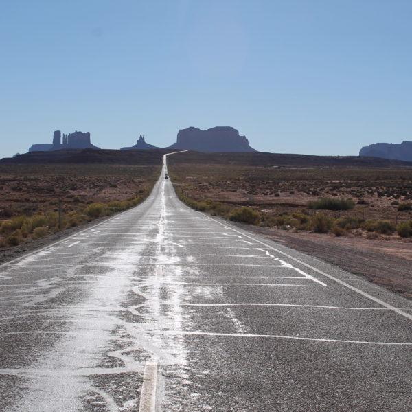 Monument Valley lejos