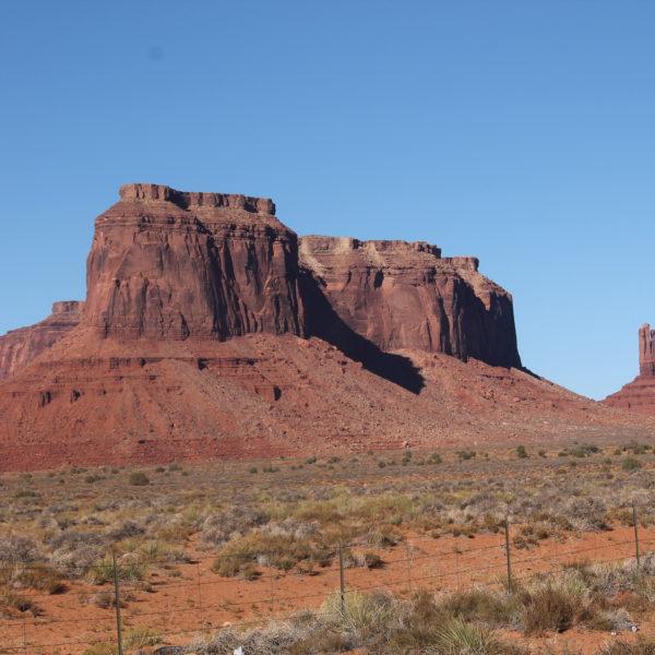 Roca Monument Valley