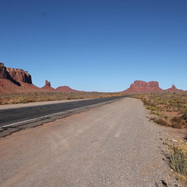 Carretera Monument Valley