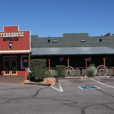 Steakhouse del oeste americano en Kingman
