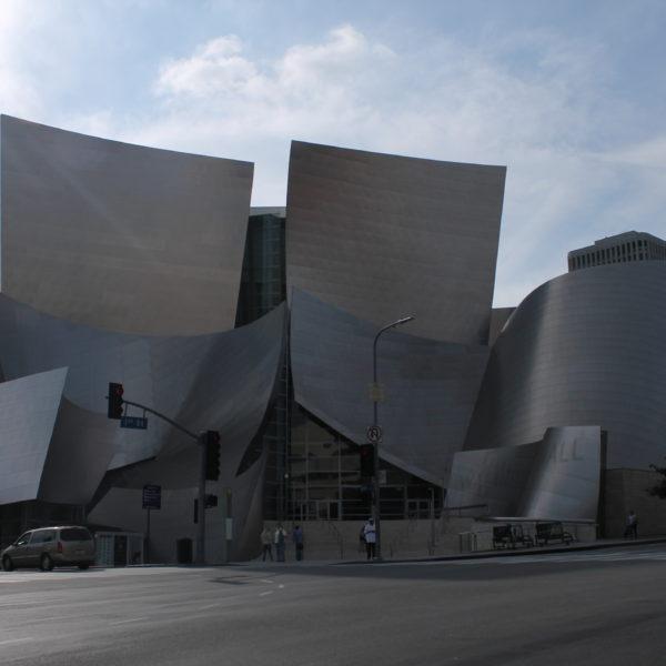 Walt Disney Concert Hall (de Gehry, como es obvio)