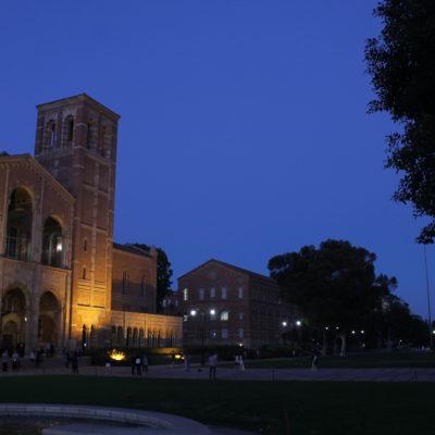 UCLA... igualita a nuestra universidad
