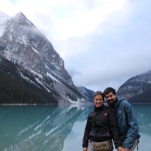 Pasamos prácticamente una hora mirando y sacando fotos de este lago