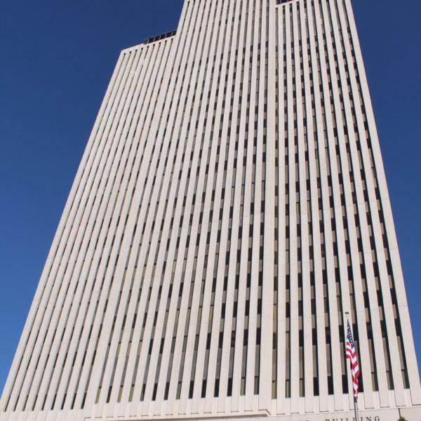 Oficinas de la iglesia mormona