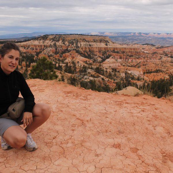 Primeras vistas de Bryce Canyon