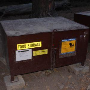 Toda la comida tiene que ser almacenada en este tipo de almacenes...