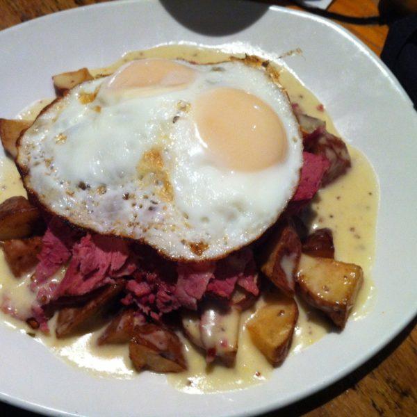 Super desayuno para ver El Clásico en un irlandes