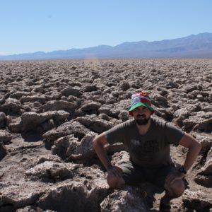 Formaciones de sal naturales
