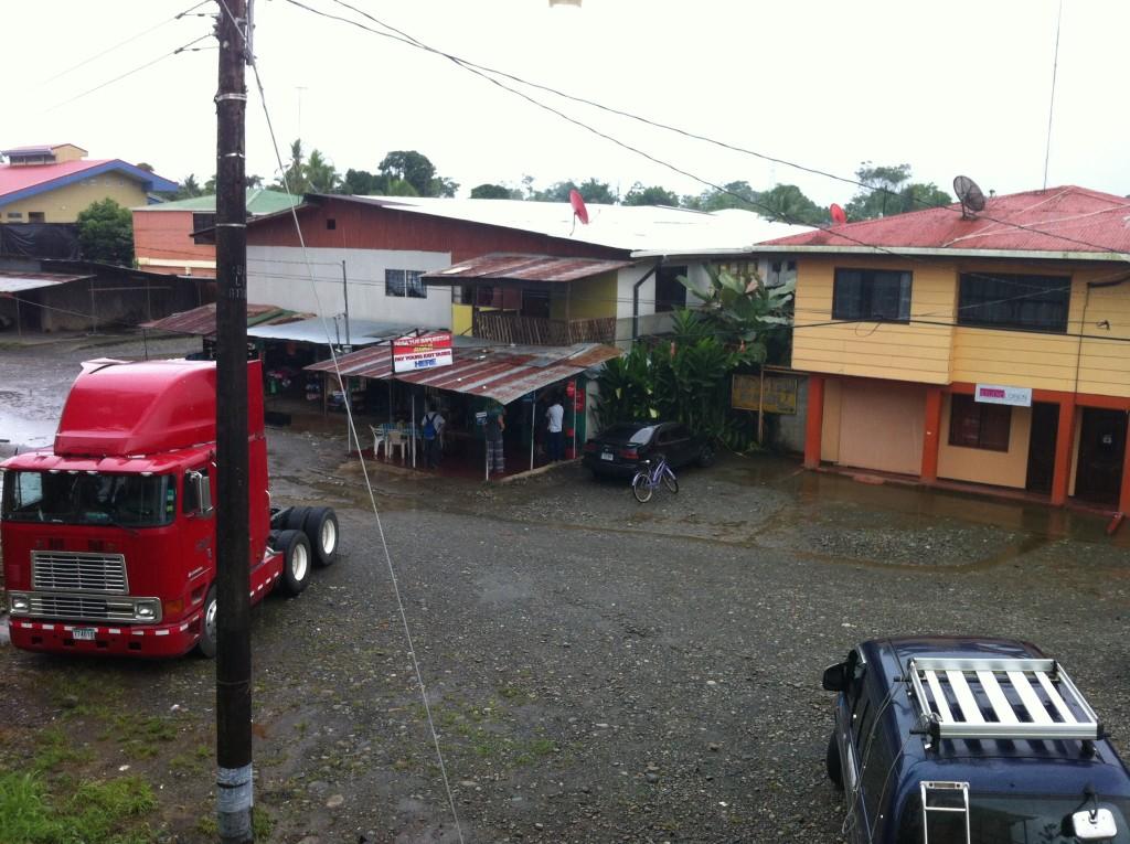 Frontera Costa Rica Panamá