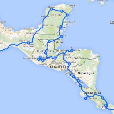 Datos clave de México y Centroamérica