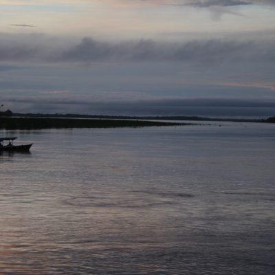 Amazonas barco