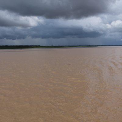 Amazonas tormenta