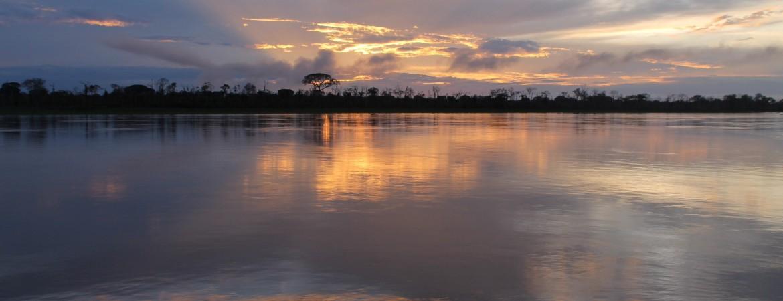 Atardecer Amazonas