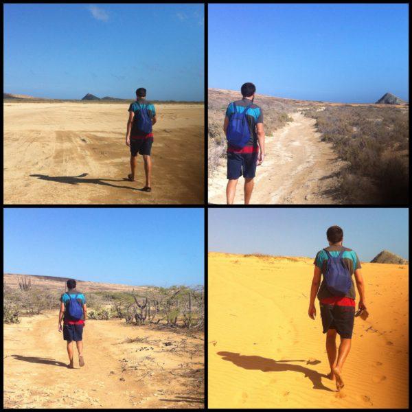 """Caminando y caminando y caminando... hacia el """"Pilón de Azúcar"""""""