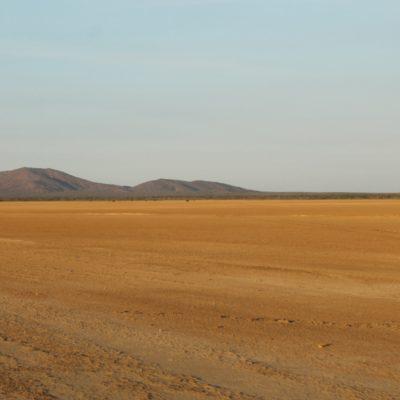 El desierto de La Guajira en su inmensidad