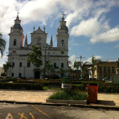 No podía faltar en la visita a la ciudad, el paso por su catedral