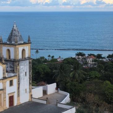 De Natal a Olinda con los padres de Nico (días 180-184)