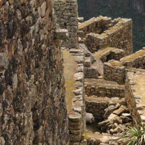 Gran parte de las ruinas están restauradas y es por ello que se mantienen en tan buenas condiciones