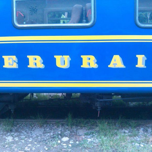 La compañía encargada del trayecto Cusco - Machu Picchu es PeruRail