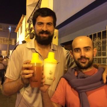 Lima: amigos, gastronomía y burocracia (días 240-246)