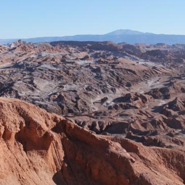 San Pedro de Atacama, primer contacto con Chile (días 280-282)