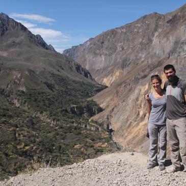 Nazca, Arequipa y Cañón del Colca (días 268-274)