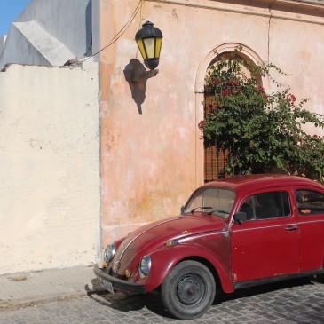 Uruguay: Colonia y Montevideo (días 314-318)