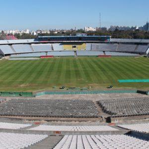 El estadio Centenario, el estadio donde se jugo la final del primer mundial de fútbol