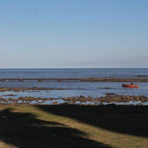 Los grandes parques junto al mar nos gustaron mucho