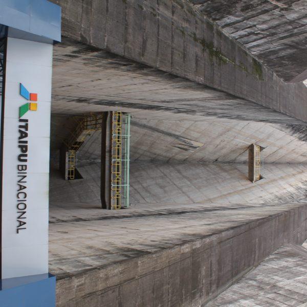 El concepto de Itaipu Binacional es muy curioso, pero es lo que facilita el trabajo conjunto