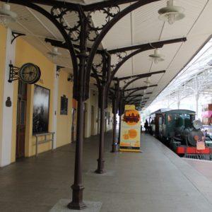 En Shopping Estaçao, la antigua estación reconvertida en centro comercial
