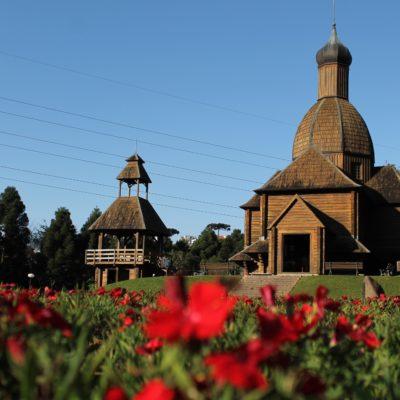 Nos gustó mucho este Memorial a la Inmigración Ucraniana