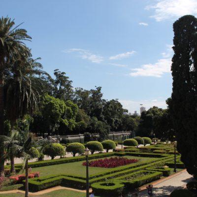 Hubo una época en Brasil donde los jardines franceses se pusieron muy de moda