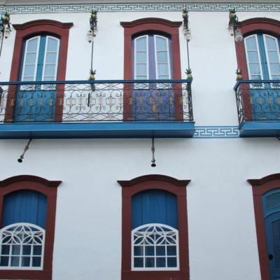 La decoración de algunas casas es muy detallista