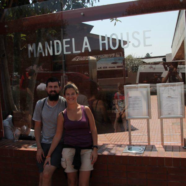 La casa de Nelson Mandela en Soweto es hoy un museo