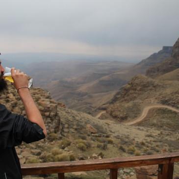 Drakensberg, Lesotho y la gran cagada (días 382-387)